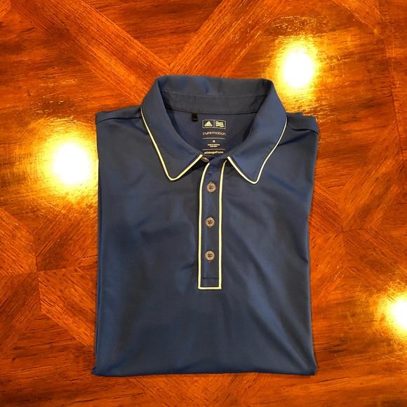 adidas Other - Adidas Golf Puremotion Short Sleeve Shirt